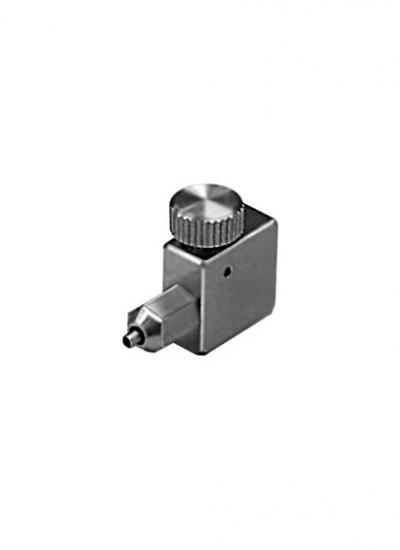 Tube Connector with Multi-use Valve (CI-3)