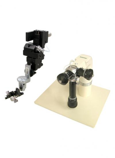 Narishige MMO-202ND Three-Axis Hanging Joystick Oil Hydraulic Fine Micromanipulator
